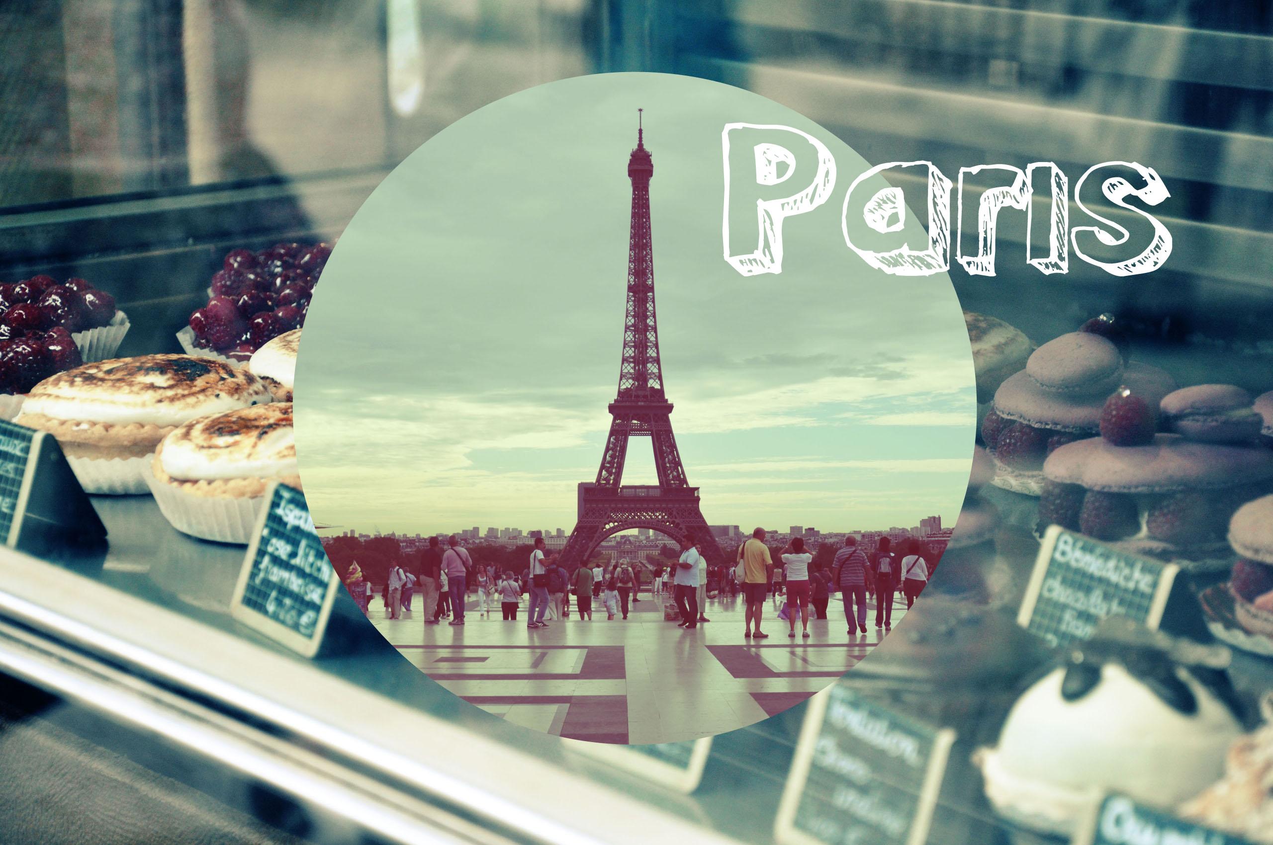 Париж. Intro