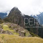 Перу. Intro