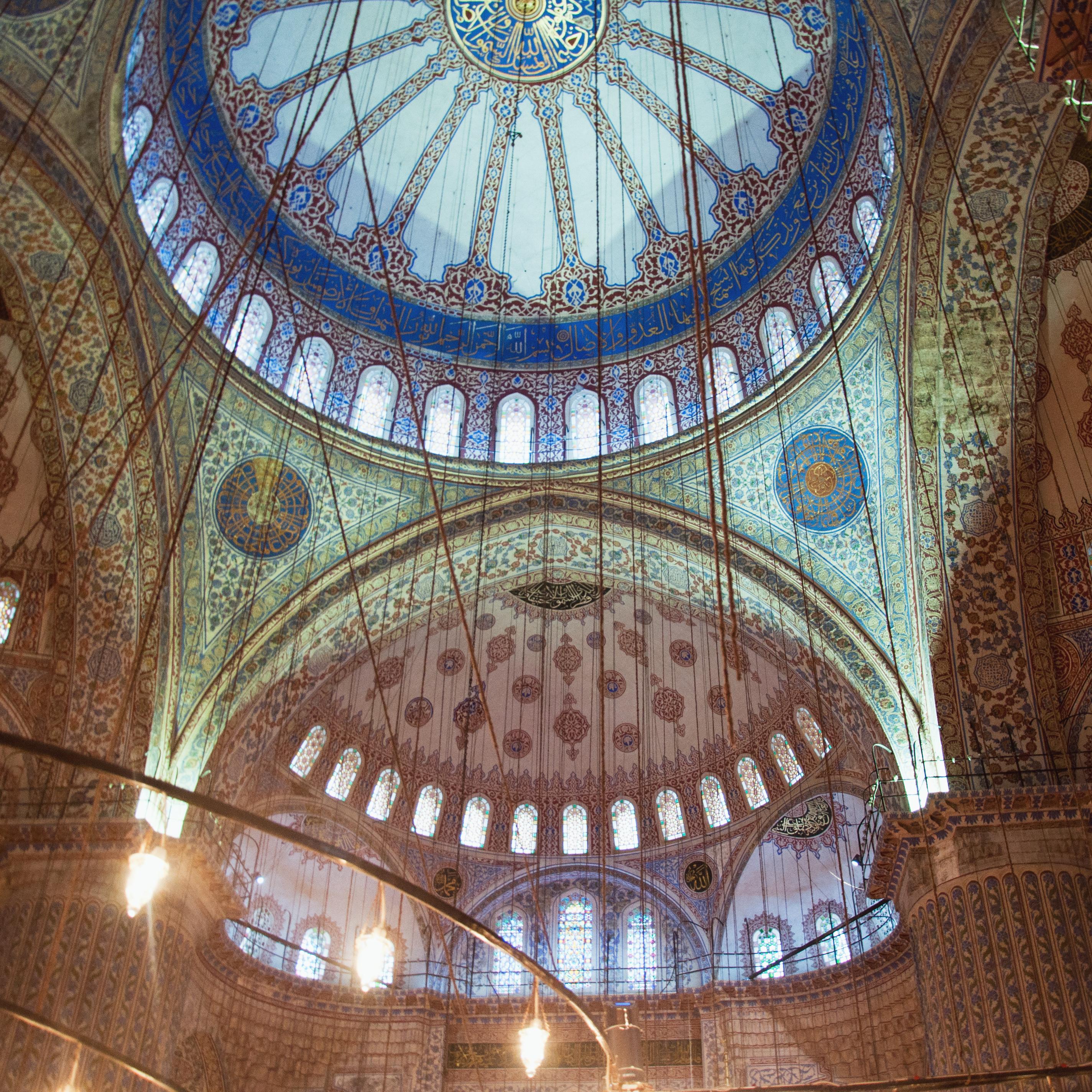 Один день в Стамбуле