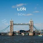 Лондон. Intro