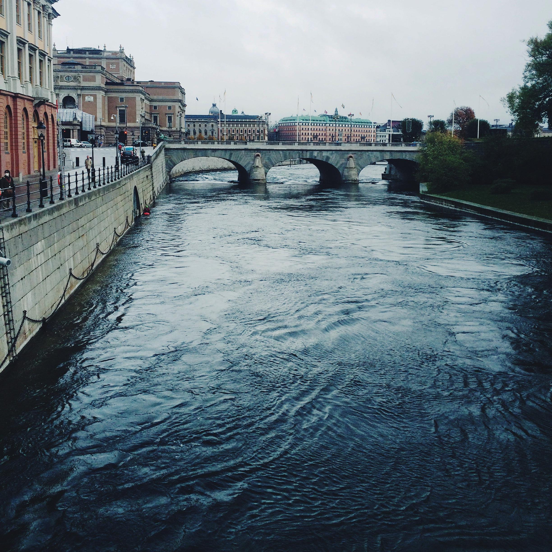 Неожиданный Стокгольм. Идеи для прогулок