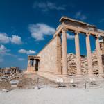 Афины. Город-призрак