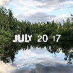 Маленькие блаженства. Июль 2017