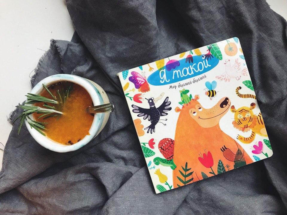 «Чшшш-ТАТЬ!», или наши детские книги (от 6 до 18+ месяцев)